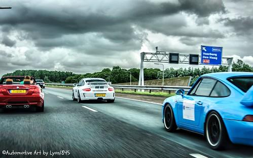M3 vs GT3 vs Carrera