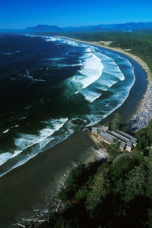 Kwisitis Visitor Centre, Tofino, Vancouver Island, British Columbia