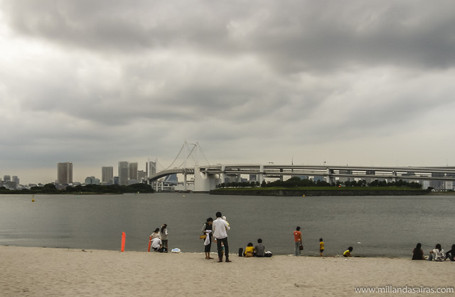 Playa de Odaiba