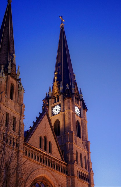 Gesu Church Tower