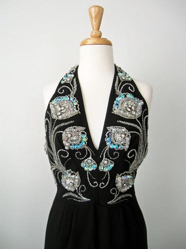 Vintage dress front2