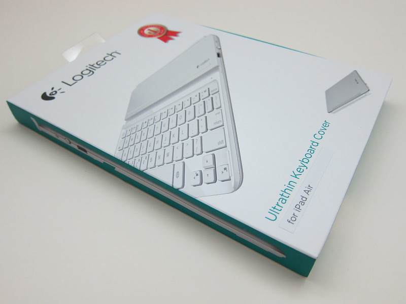 Ultrathin Keyboard Cover - Box