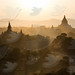 Sunset over Bagan, Myanmar by matteocolombo.com