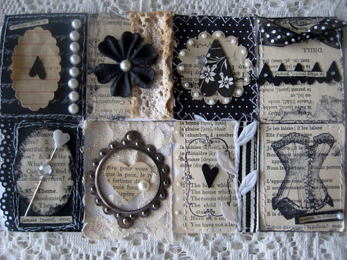 corset tiny book