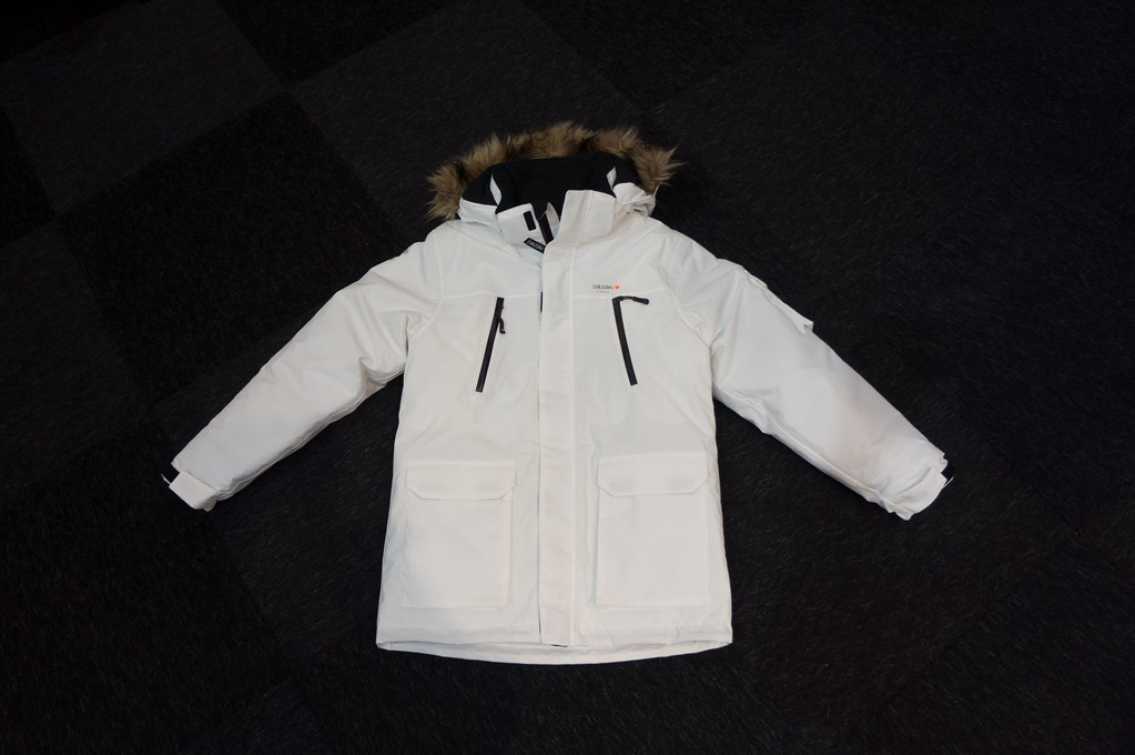 ISBJÖRN of Sweden Antarctic Winter Parka