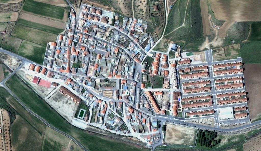 albarreal de tajo, toledo, todo muy proporcionado, después, urbanismo, planeamiento, urbano, desastre, urbanístico, construcción, rotondas, carretera