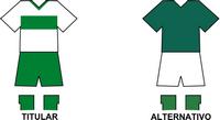 Uniforme Selección Barrereña de Fútbol