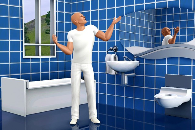 Mr. Clean - Posed 03