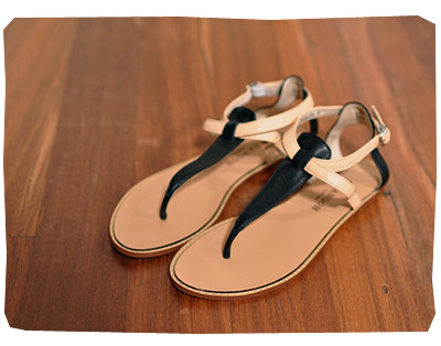 Laquila Sandals from Vangoh Shoes