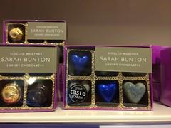 Sarah Bunton chocolate