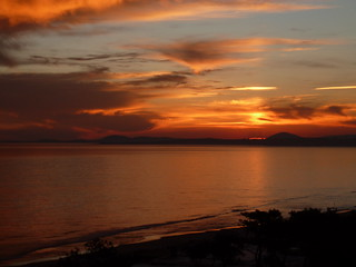 Image of Playa Mansa Mansa Beach near Punta del Este.