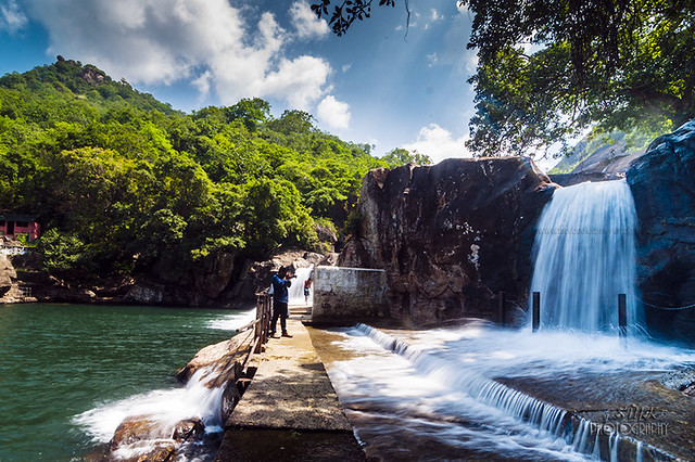 Manimuthar Falls,