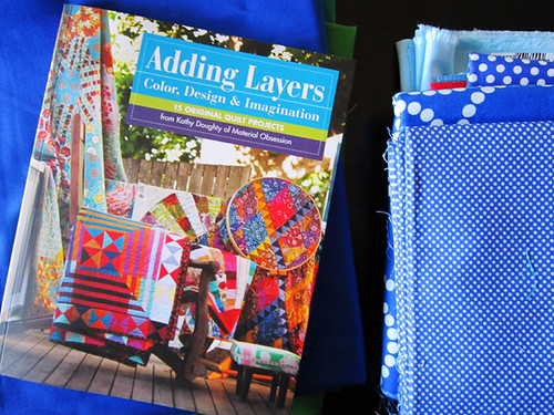 Adding Layers by Kathy Doughty