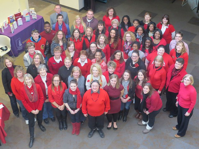 Go Red for Women, February 2014