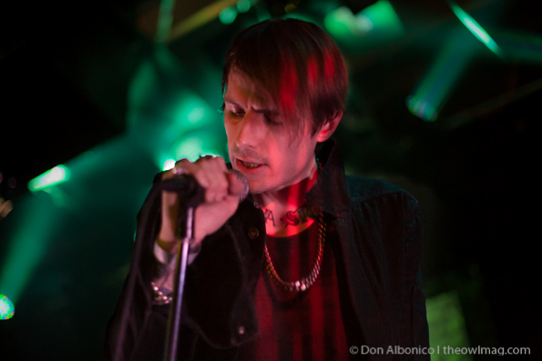 Noise Pop 2014: Cold Cave @ Slim's 2/26/14