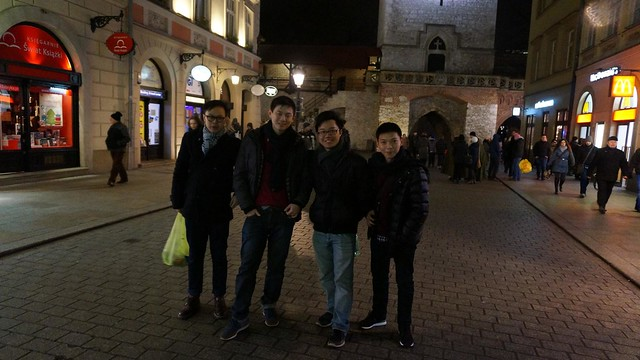 Krakow: A Night Out In Stare Miasto, The Old Town