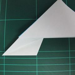 การพับกระดาษเป็นรูปตัวเม่นแคระ (Origami Hedgehog) 019
