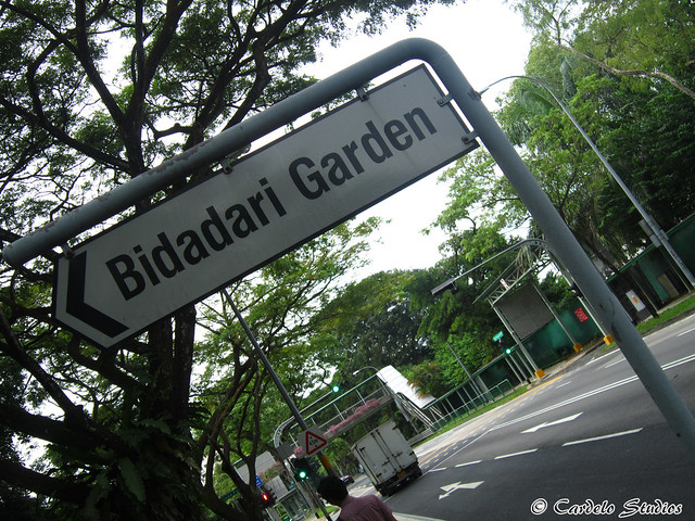 Bidadari Memorial Garden 01