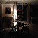 Small photo of Hyde Room at night