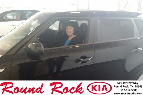 #HappyBirthday to Rhonda Bird from Roberto Nieto and everyone at Round Rock Kia! by RoundRockKia