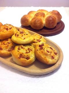 Panini Farciti Bimby con Prosciutto e Mozzarella