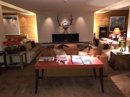 Vista del Licca Lounge
