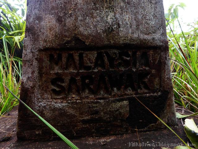 Penrissen Trek Summit Malaysia Side