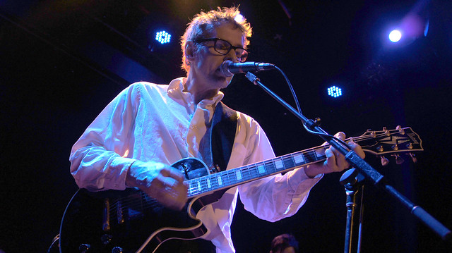 Dean Wareham at Bowery Ballroom, NYC 4/5/14