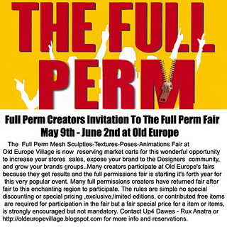 Full Perm Fair Invit