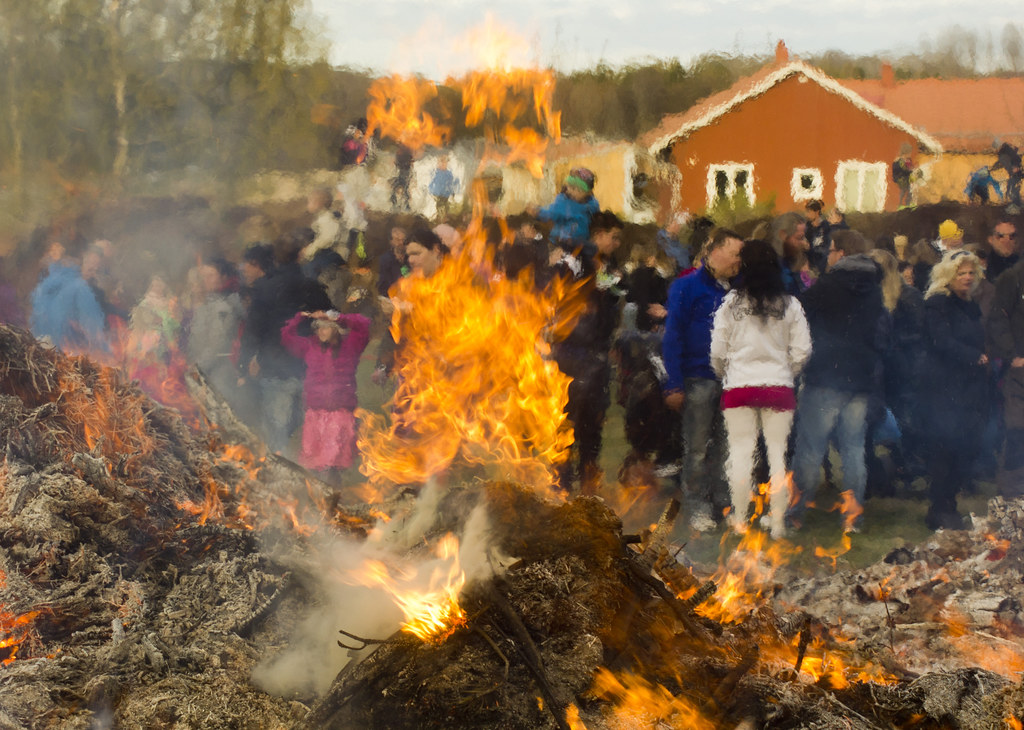 Walpurgis Night Celebrations