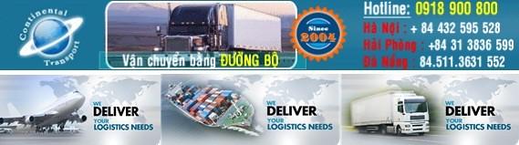 Giao nhận vận chuyển hàng hóa quốc tế