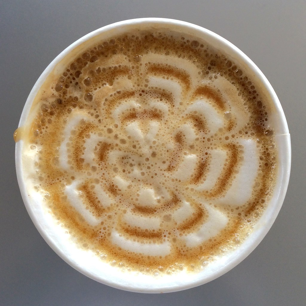 Art on caffeine