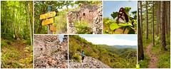 Les ruines de Givaudan