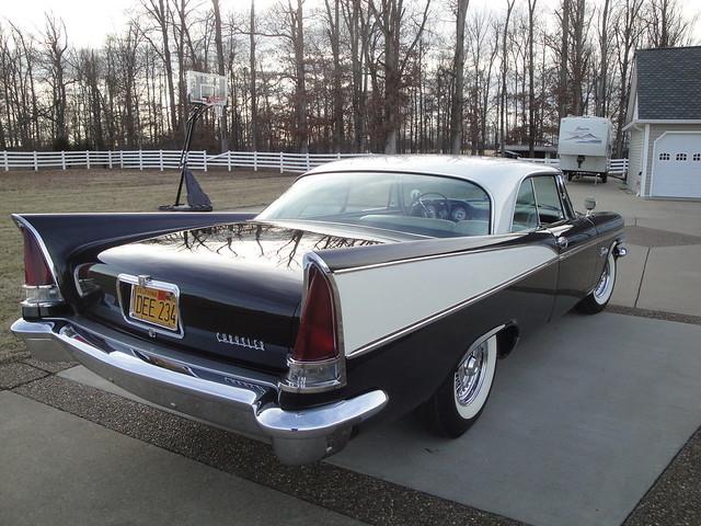 1957 Chrysler Saratoga 2-Door Hardtop