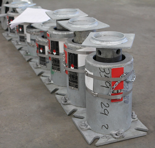 F-type Variable Spring Supports For Petroleum Facility