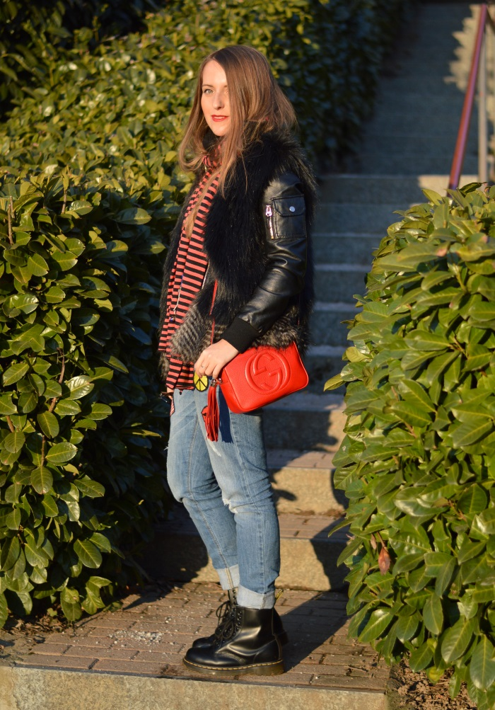 rock, l'heartelier, gucci, disco bag, wildflower girl, Dr. Martens, look, fashion blog (16)