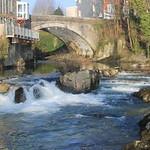 Rhayader falls