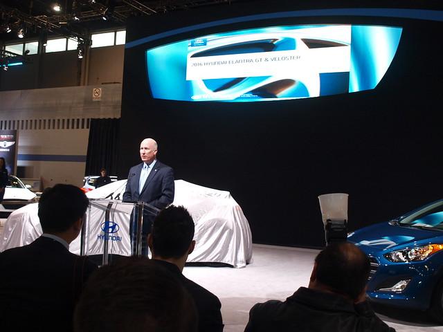 Hyundai Presser