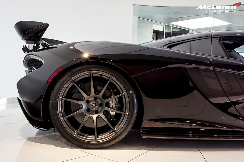 Superbe McLaren Life