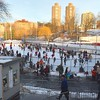 Lasker Rink located at the entrance of Central #harlem. 110th and Lenox Ave!