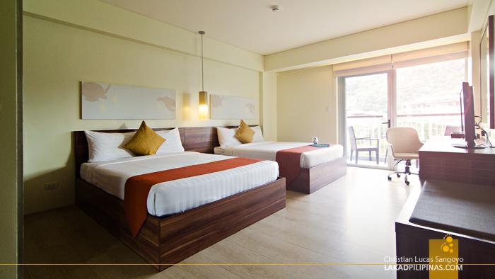 Pico Sands Hotel at Pico de Loro Cove in Hamilo Coast, Batangas