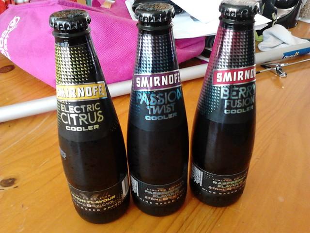 smirnoff wine coolers