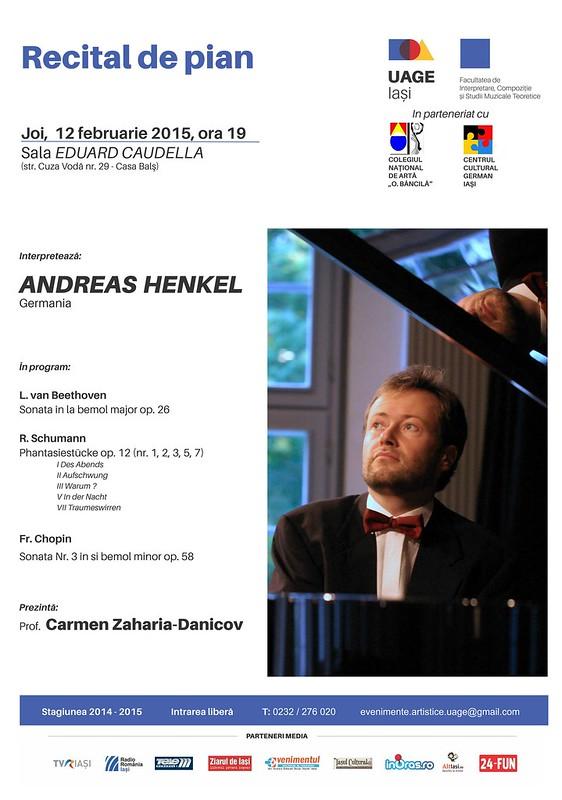 2015.02.12.Recital pian Andreas Henkel