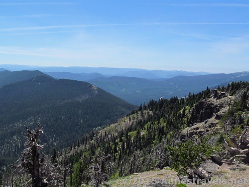 More views from the summit of Lookout Mountain, Mount Hood National Forest, Oregon