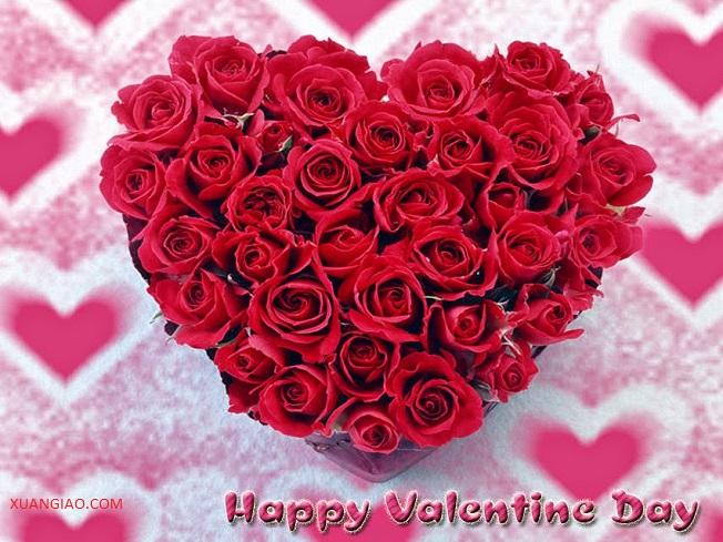 Những bài thơ chúc Valentine 14-2 chế hài hước