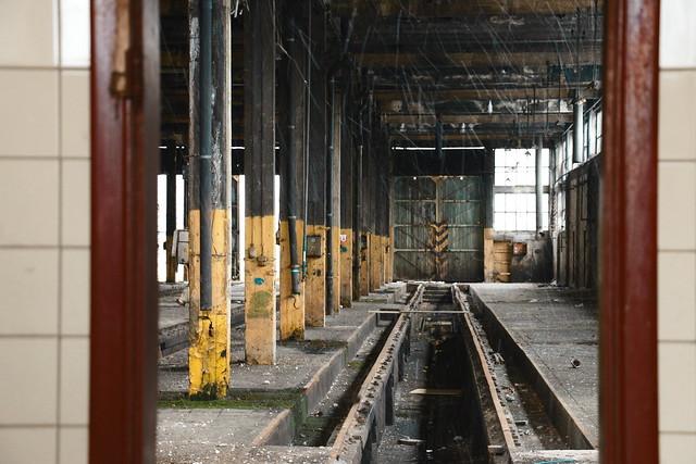 Cimetière de Locomotives