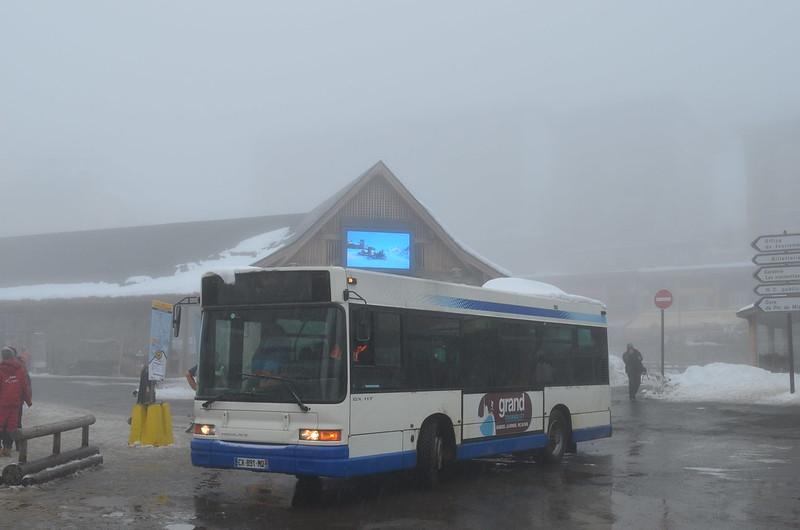 Transport mobilit urbaine afficher le sujet les bus dans les stations de - Office tourisme bagneres de bigorre ...