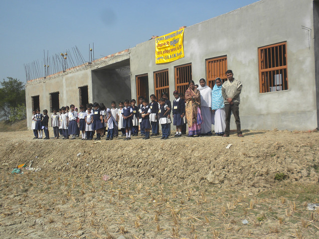 Sunderban Orphanage Mission (Primary School)  at North-East Thakurchak Village of South 24 Parganas.