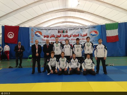 2013 Tunisia-Italia