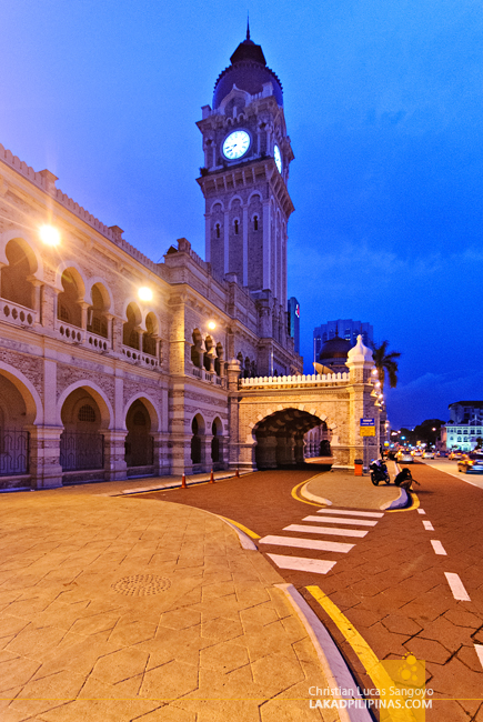 Sultan Abdul Samad Building at KL's Merdeka Square